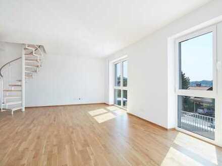 4 Zimmer Maisonette Wohnung im EG - 1OG in Eningen