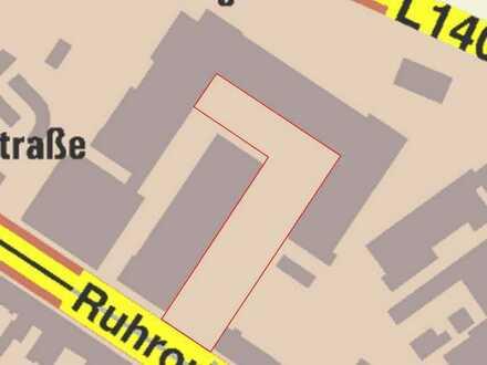 ENTWICKLUNGSGRUNDSTÜCK FÜR HOTEL UND STUDENTENWOHNHEIM, ca. 3.276 m² IM ALLEINAUFTRAG ZU VERKAUFEN