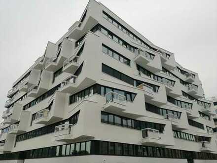 2-Zi.-Neubau-Wohnung direkt an der Spree