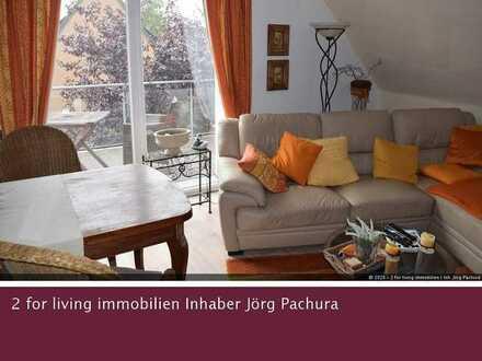 Gemütliche Eigentumswohnung mit schönem Sonnenbalkon und Stellplatz in ruhiger Wohnlage!