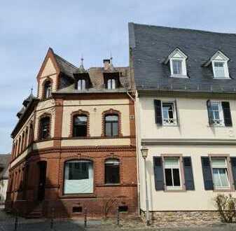 Historisches Altstadtensemble am Oestricher Markt - Nahe EBS und Rheinpromenade