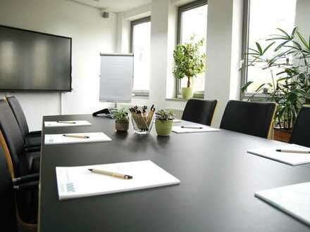flexible & professionelle serviced Offices - all incl.