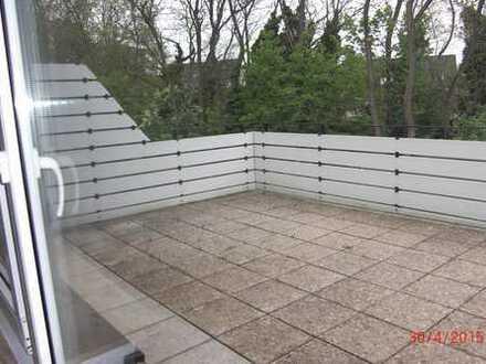 großzügige 2,5 Zimmer Wohnung mit großer Terrasse
