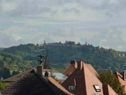 Schönes Zweifamilienhaus am Wald in der Neckargemünder Weststadt