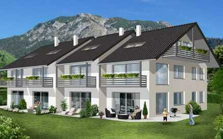 Ihr neues Zuhause - unglaublich schön! Schöner Wohnen in Oberstdorf - Reihenmittelhaus