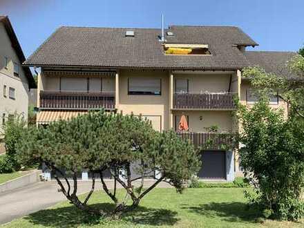 Erstbezug nach Modernisierung: tolle 3-Zimmer-Wohnung mit Einbauküche und Balkon in Wehr-Brennet
