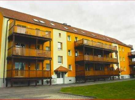 3-Raumwohnung mit Balkon und 2 Bädern