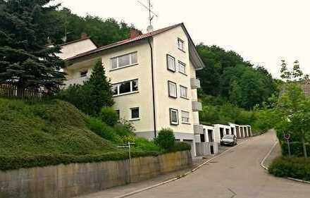 Sonnige Wohnung mit traumhaftem Ausblick in Höhenlage von Albstadt-Ebingen