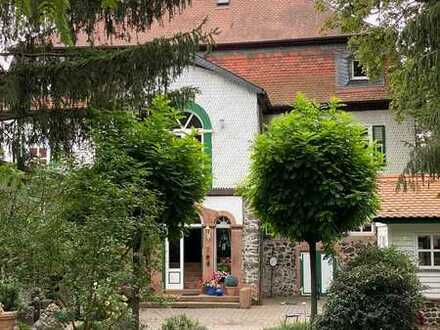 Stadtvilla nahe Gießen mit zusätzlicher Mieteinnahmenquelle