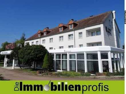Attraktives Hotelanwesen mit 1.700 m² zwischen Chemnitz und Dresden