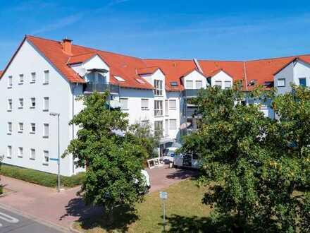 Vermietete 3-Zimmer-Wohnung mit Balkon in Leimen -St. Ilgen
