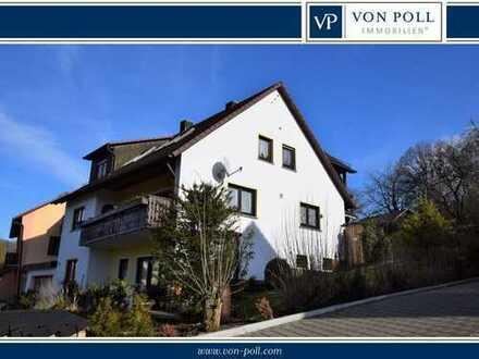 *reserviert*Top gepflegtes Zweifamilienhaus mit großem Garten, Garage und Einliegerwohnung