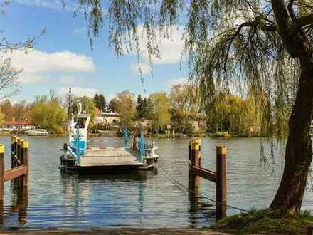 !! Zuhause im schönen Fischerstädtchen Ketzin !!