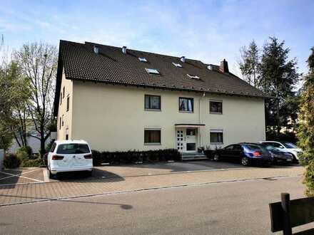 Attraktive 5 ½ Zimmer Triplex-Wohnung in verkehrsberuhigter Zone in Bad Säckingen
