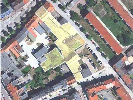 Sanierter Wohn-und Geschäftshaus mit Baulücke für die Errichtung von Wohnneubauten