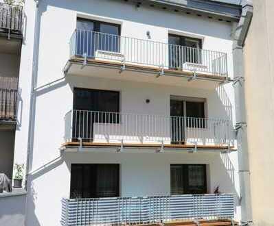 Modernisierte und gut aufgeteilte 3-Zimmer Wohnung mit Blick ins Grüne