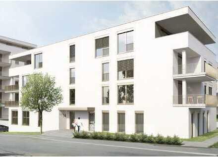 Neubau: 3-Zimmer Penthouse Wohnung im Quartier Kaiserviertel mit Ausblick auf den Georgenberg