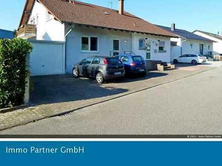 Kapitalanlage mit Terrasse und Stellplatz in 3-Familienhaus in Herxheimweyher
