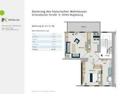 Landeshauptstadt Magdeburg / Wohnen und Leben