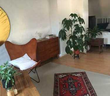 Kreuzviertel - Wohnung über 2 Etagen