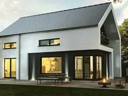 Moderne Architektur trifft Gemütlichkeit