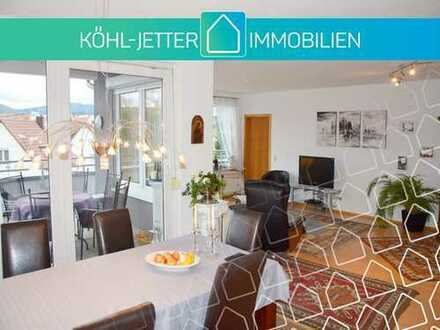 Repräsentative Penthousewohnung in zentrumsnaher Lage von Balingen!