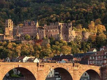 Eine rare Gelegenheit: Gastronomiefläche in frequentiertester Lage Heidelbergs