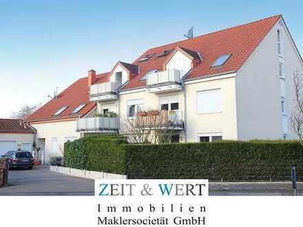 Erftstadt-Kierdorf! Moderne, sonnenhelle 3-Zimmer-Wohnung mit Südbalkon + Stellplatz! (LR 3725)