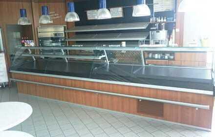 Bäckereifläche in Fachmarktagglomeration