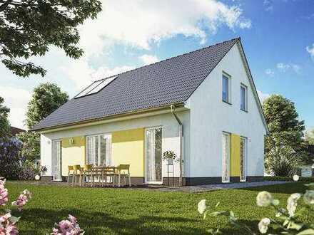 Für Sie: Ruhe und Landluft in einem Haus mit großen Reserven,statt Hektik, Lärm und schlechter Luft.