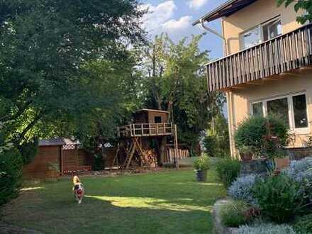 Einfamilienhaus im OT Gustavsburg in zentraler Lage, mit großem Garten