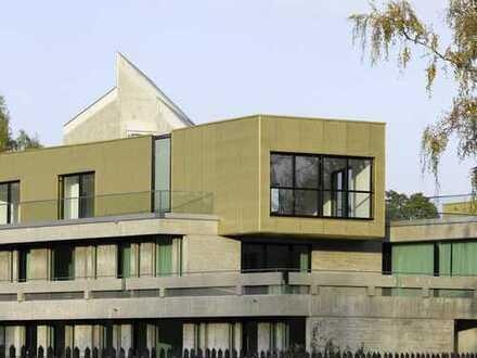 Penthousewohnung mit unverbaubarem Blick in den Nymphenburger Park - Provisionsfrei vom Eigentümer