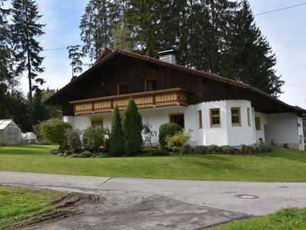 Traumhaus in wunderbarer ruhiger Randlage mit großem Grundstück