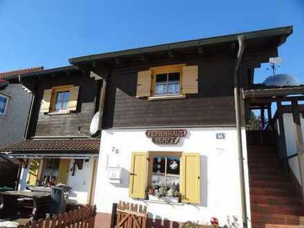 Freistehend! Immobilie mit Aussicht in einmaliger Lage des Thüringer Waldes zu verkaufen!