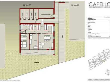 C9 | 3 Zi. - Wohnung | 100,14 m²| mit Garten