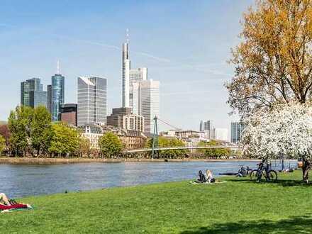 Großzügige 4-Zimmer-Wohnung für Ihre Familie im beliebten Frankfurter Westend