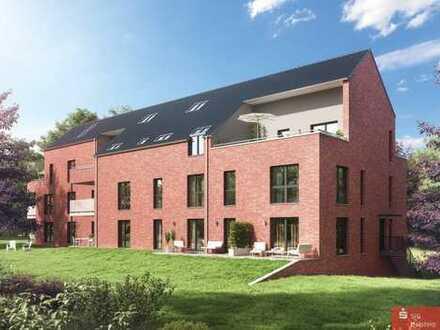 2-Zimmer-Neubauwohnung mit hochwertiger Ausstattung in herausragender Lage