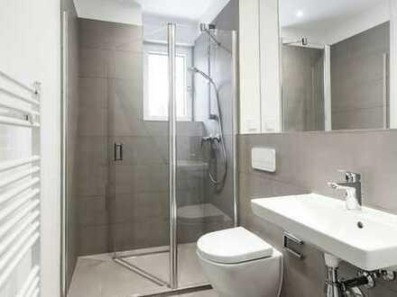 Umfassend modernisiert mit Einbauküche, Balkon und Duschbad