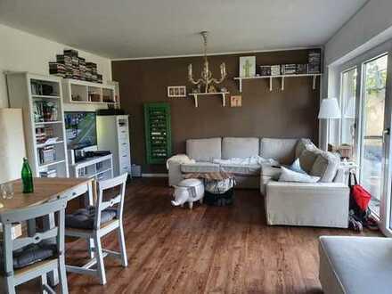 Gepflegte 3-Zimmer-EG-Wohnung mit Balkon in Krefeld