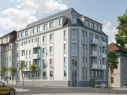 Einziehen und Wohlfühlen im Hildebrand's Eck | 3-Zimmer-Wohnung mit 2 Balkonen