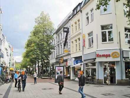 Top-Lage in der Bad Godesberger Fußgängerzone!