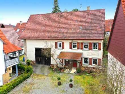 Romantisches Bauernhaus in Haigerloch-Owingen - zum Verlieben schön