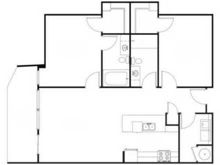 Großzügige 3 Zimmer-Luxus-ETW 116 m² M-Waldtrudering