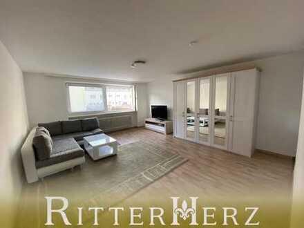 Renovierte Hochparterre-Wohnung zum Selbstbezug!