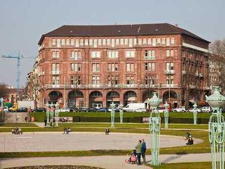 MA-Oststadt: Exklusive Stadtwohnung am Friedrichsplatz