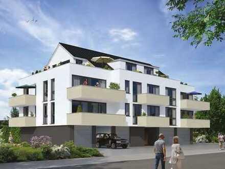 Neubau, 1-Zi Wohnung mit Balkon, Haus fertiggebaut, Erstbezug
