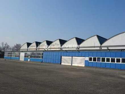 Lagerhalle bei Reutlingen