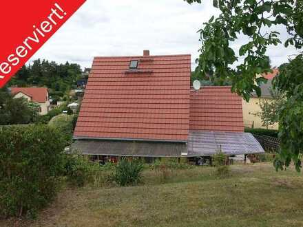 Zwei attraktive Baugrundstücke für Einfamilienhäuser in bester Lage oberhalb von Radebeul-West