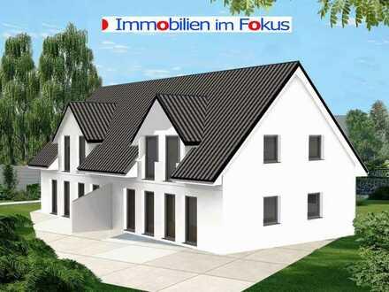 Hamburg Volksdorf - Familienhaus als Doppelhaus in schönster Lage