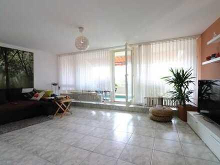 3 Zimmer Wohnung mit großem Balkon und herrlicher Aussicht in Böblingen